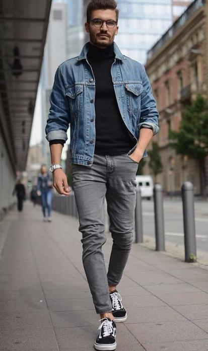 5 Jeans que todo hombre debe usar según su tipo de cuerpo y cómo diferenciarlos