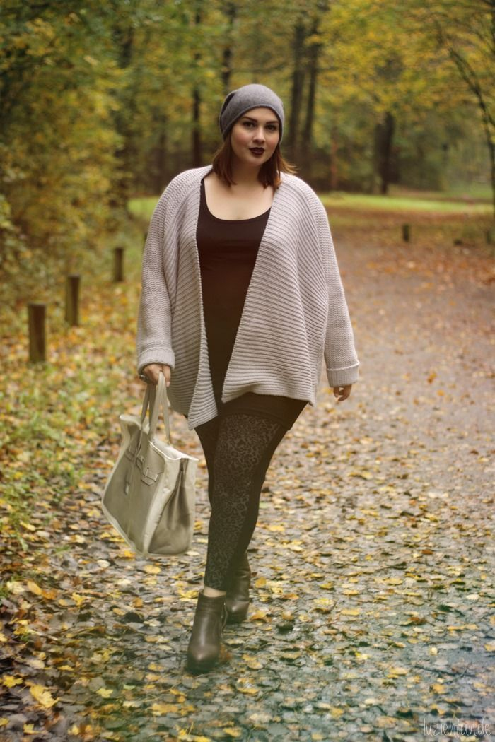 5 easy ways to create plus size street style outfits for fall – Page 3 of 5