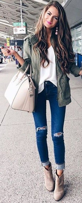 50+ Best Fall Outfit For Women – Fashiotopia