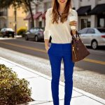 50+ Comfy Blouse And Pants Work Outfits Ideas