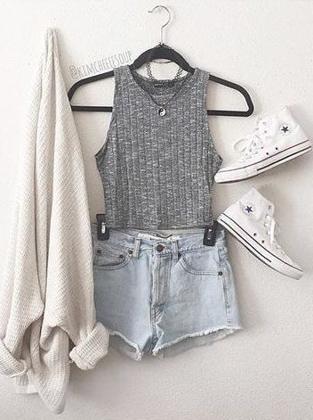 50+ Cute Summer Outfits Ideas For Teens – Fashiotopia