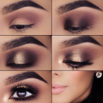 50 Eyeshadow Makeup Ideas For Brown Eyes – The Most Flattering Combinations