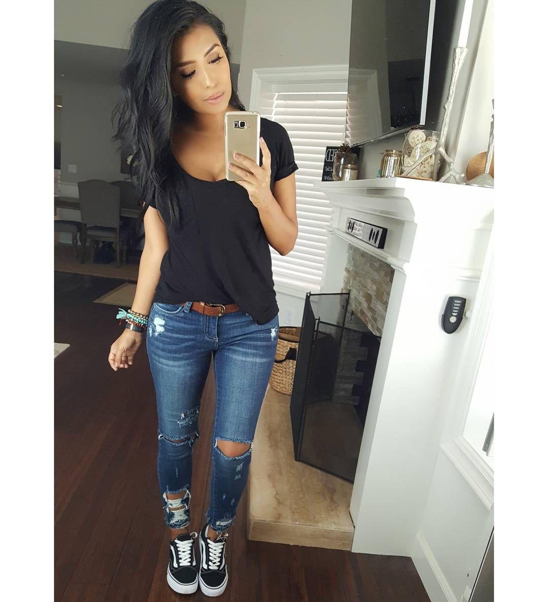 "5,017 Likes, 44 Comments – Monica Gabriela (Monica Serrato) on Instagram: ""#ou…"
