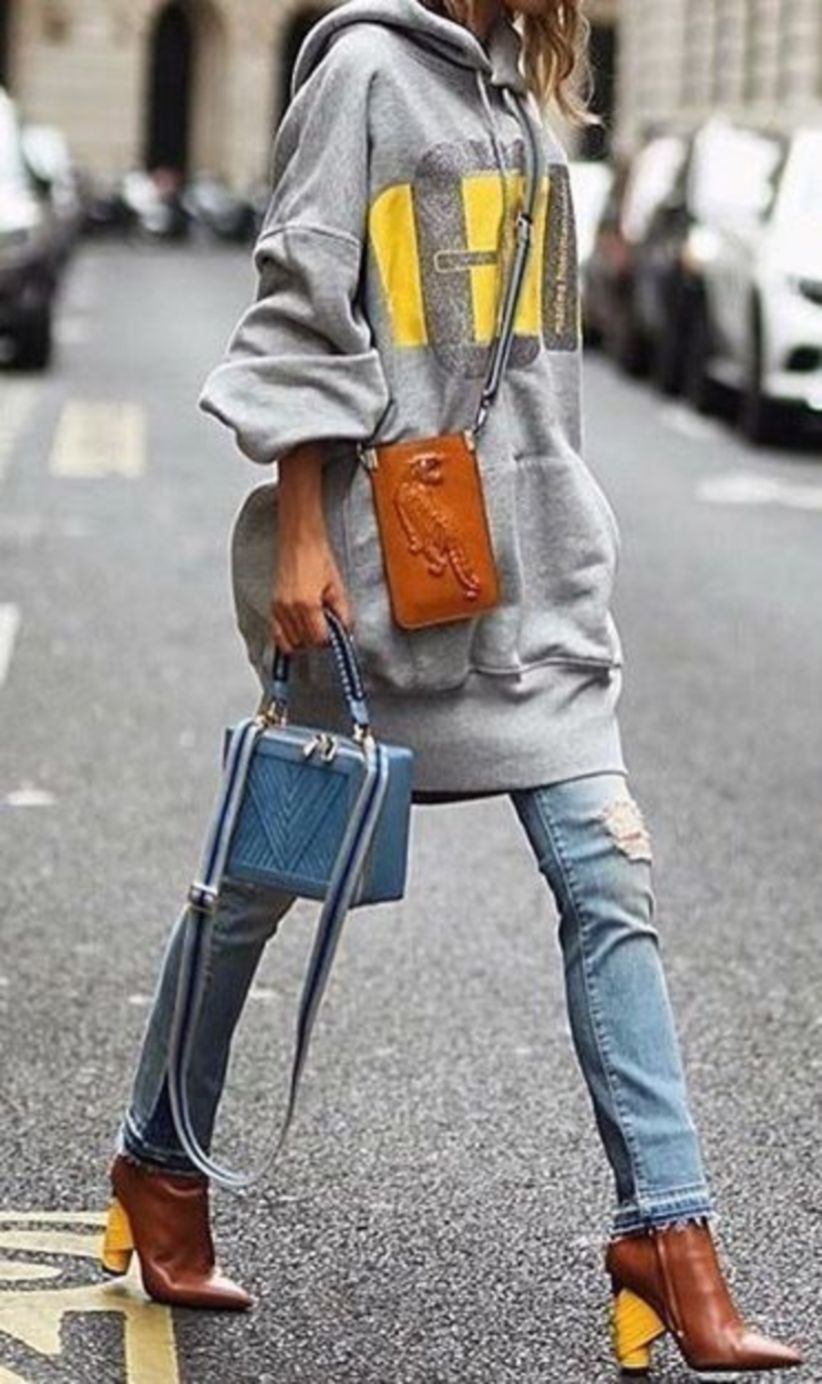 53 Amazing Womens Street Fashion Trends Ideas 2018 – VIs-Wed