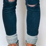 53 Trendy how to wear ankle boots with socks and jeans shoes
