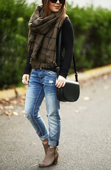 53  ideas how to wear ankle boots with jeans 2017