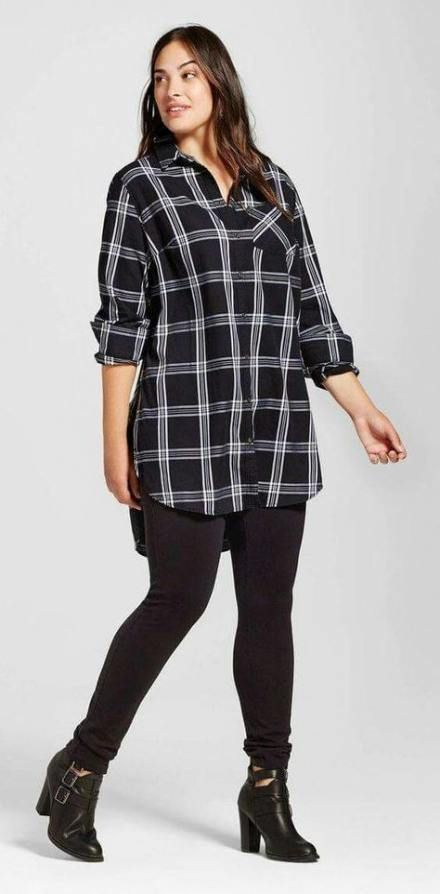 56+ Trendy How To Wear Leggings In Winter Plus Size Tunics