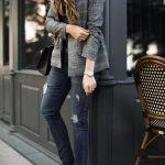 6 Ways to Style Blazers with Jeans