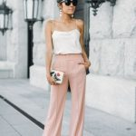 60+ Trendy Wide Leg Palazzo Pants Outfit