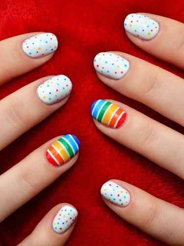 7 Cute Nail Art Ideas for Memorial Day Weekend