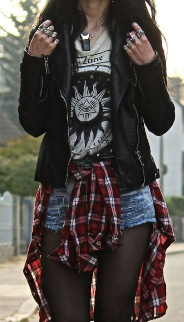 7 Grunge Fashion Essentials You MUST Invest In