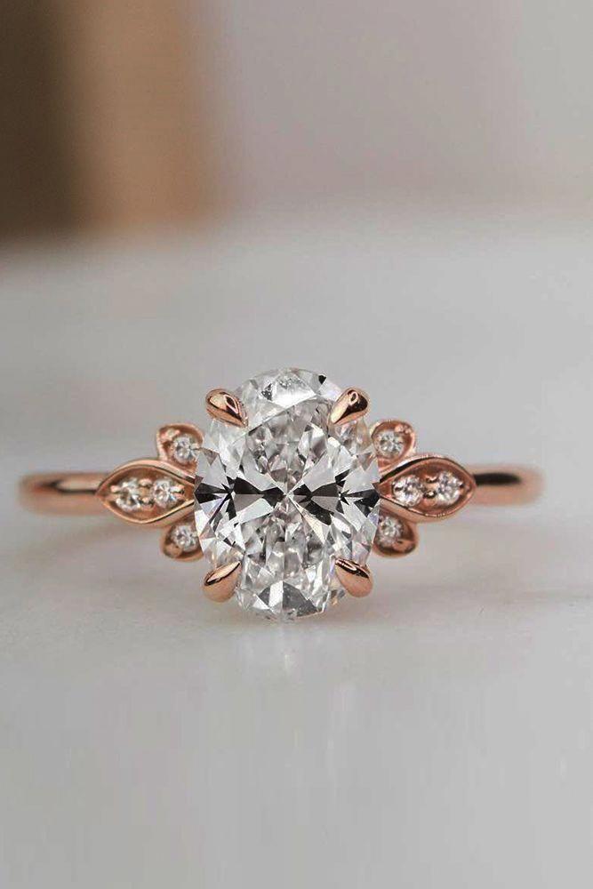 7x9mm Oval Cut natural morganite engagement ring set,2pcs Marquise diamond wedding band,2pcs ring,14k rose gold,HALO promise ring,Milgrain
