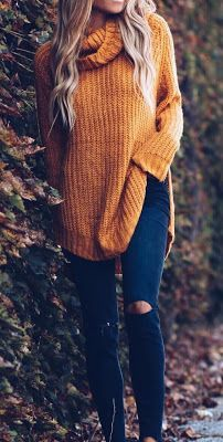 8 Elegant and Cozy Sweater Outfit to Try this Winter/Fall