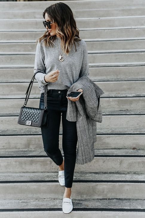 99 Cool Work Outfit Ideas With Loafers