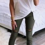 99+ Super Fall Outfits Jeans with Blouse Outfits How to Wear Work Outfits What S...