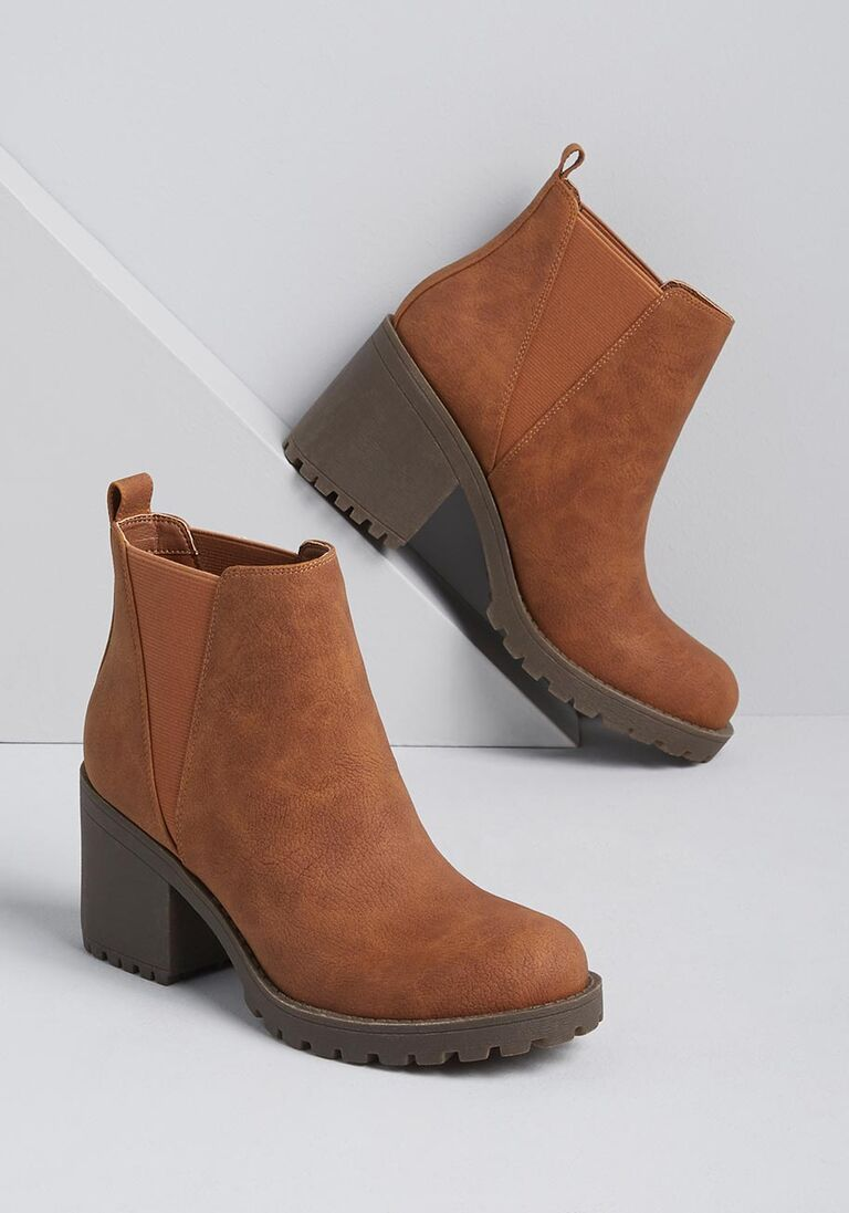 A Better Beginning Ankle Boot in 5.5