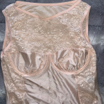 ANTHESIS | Vintage Italian silk & lace body suit Vintage Italian silk and lace b...