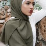 AUBERGINE Chiffon - CULTURE Hijab Co