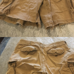 Abercrombie And Fitch Cargo Shorts Very well worn Abercrombie and Fitch cargos, ...