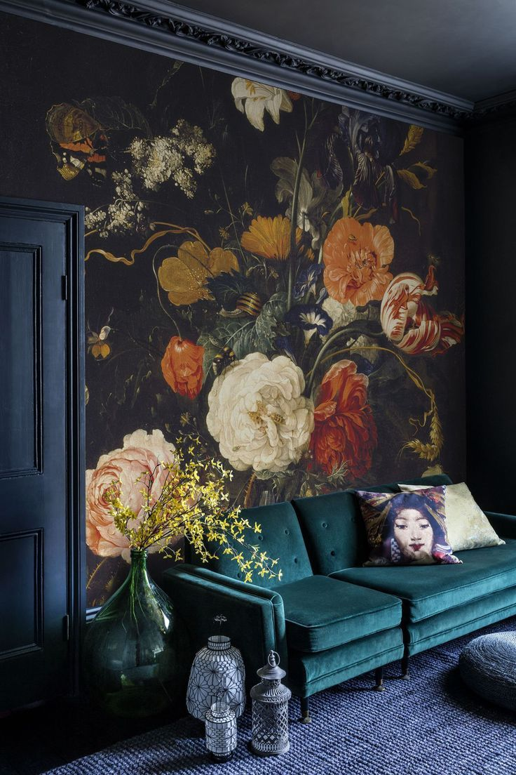 Achieving the Modern Victorian Style: Wall Treatments and Art – Emily Henderson