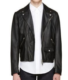 Adam Men Biker Leather Jackets  Adam Men Biker Leather Jackets