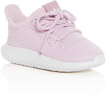 Adidas Girls' Tubular Shadow Knit Lace Up Sneakers – Walker, Toddler- Adidas Gir…