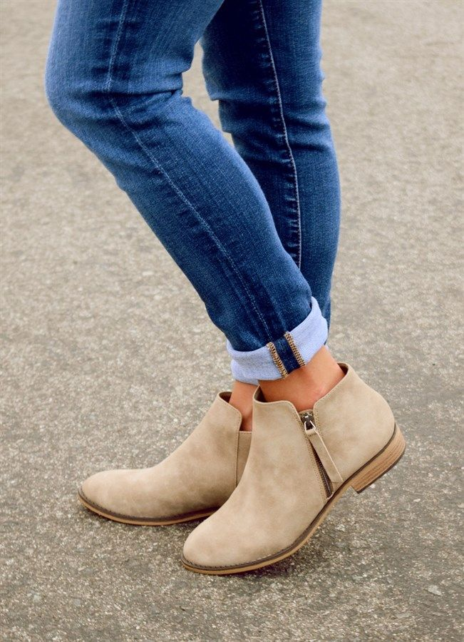 All Season Ankle Bootie | 2 Styles