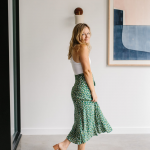 All the Best Midi Skirts for Summer - The Effortless Chic