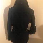 American Rag Cie Black Wool Pea Coat American Rag Cie Black Pea Coat. Size Small...