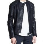Anarch Men Classic Leather Jackets  Anarch Men Classic Leather Jackets