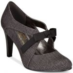 Ann Marino by Bettye Muller Telma Bow Pumps - Pumps - Shoes - Macy's