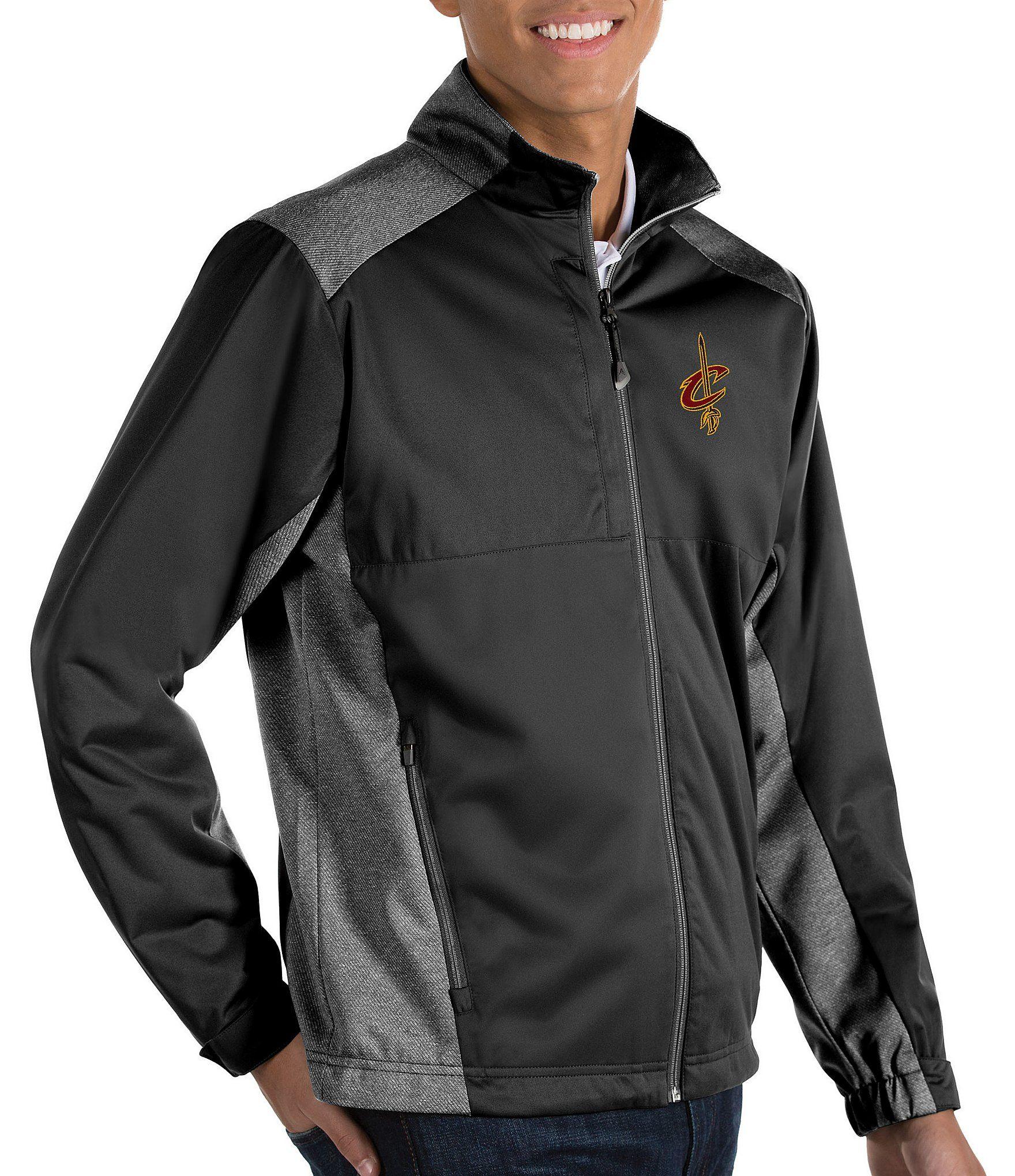 Antigua NBA Revolve Full-Zip Waterproof Jacket | Dillard's