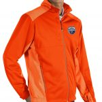 Antigua NCAA National Champions Virginia Cavaliers Revolve Full-Zip Waterproof Jacket | Dillard's