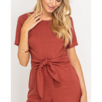 Armora's | So Chic Jumpsuit Fall colors are my fav!! How perfect is the color ...