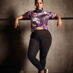 Ashley Graham shows off her curves in new fitness campaign