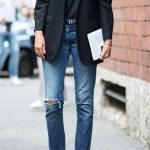 Ask Laurie: How to Wear Denim Like a French Girl?   Goop