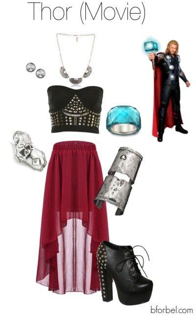 Avengers-Inspired Fashion