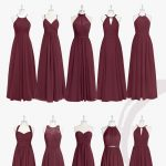 Azazie Cabernet Bridesmaid Dresses