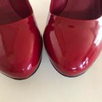 "BCBGeneration Platform Heels BCBGeneration platform heels 4.5"" heel Candy Appl..."