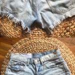 BDG Distress Denim Cutoff Shorts BDG shorts - size 24 BDG Shorts Jean Shorts #de...