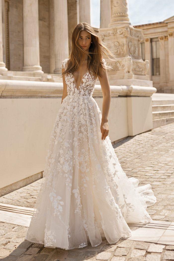 BERTA Wedding Dresses 2019 Athens Collection