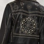 Bad Motor Faux Leather Moto Jacket