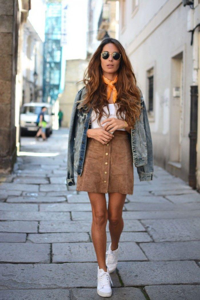 Bandana Scarves Street Style (16)