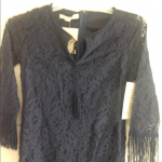 Beautuful Lace Fringe Dress Get Ready to Be Unforgettable(R) in this lace fringe...