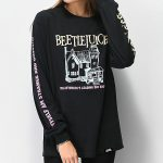 Beetlejuice x Broken Promises Go Insane Long Sleeve T-Shirt