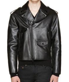 Benzi Men Biker Leather Jackets  Benzi Men Biker Leather Jackets