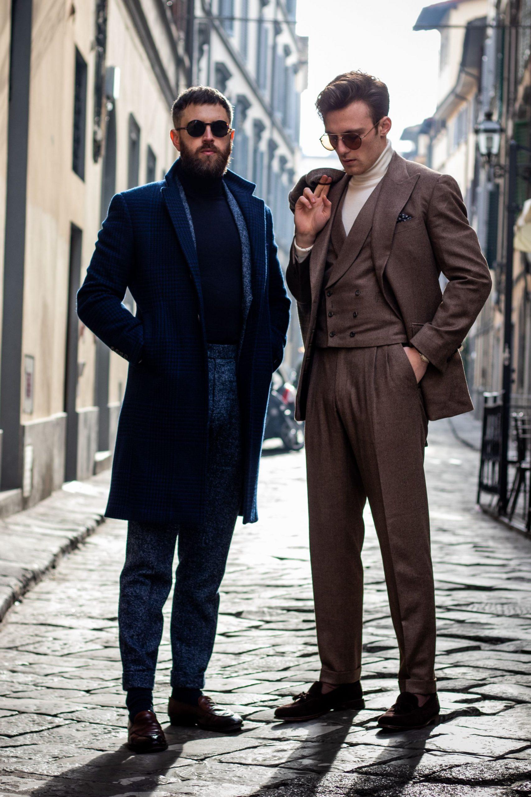 Bespoke Suits at Pitti 95