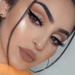 Best 29 Christmas Makeup Ideas To Copy This Season 2019 - Page 9 of 29