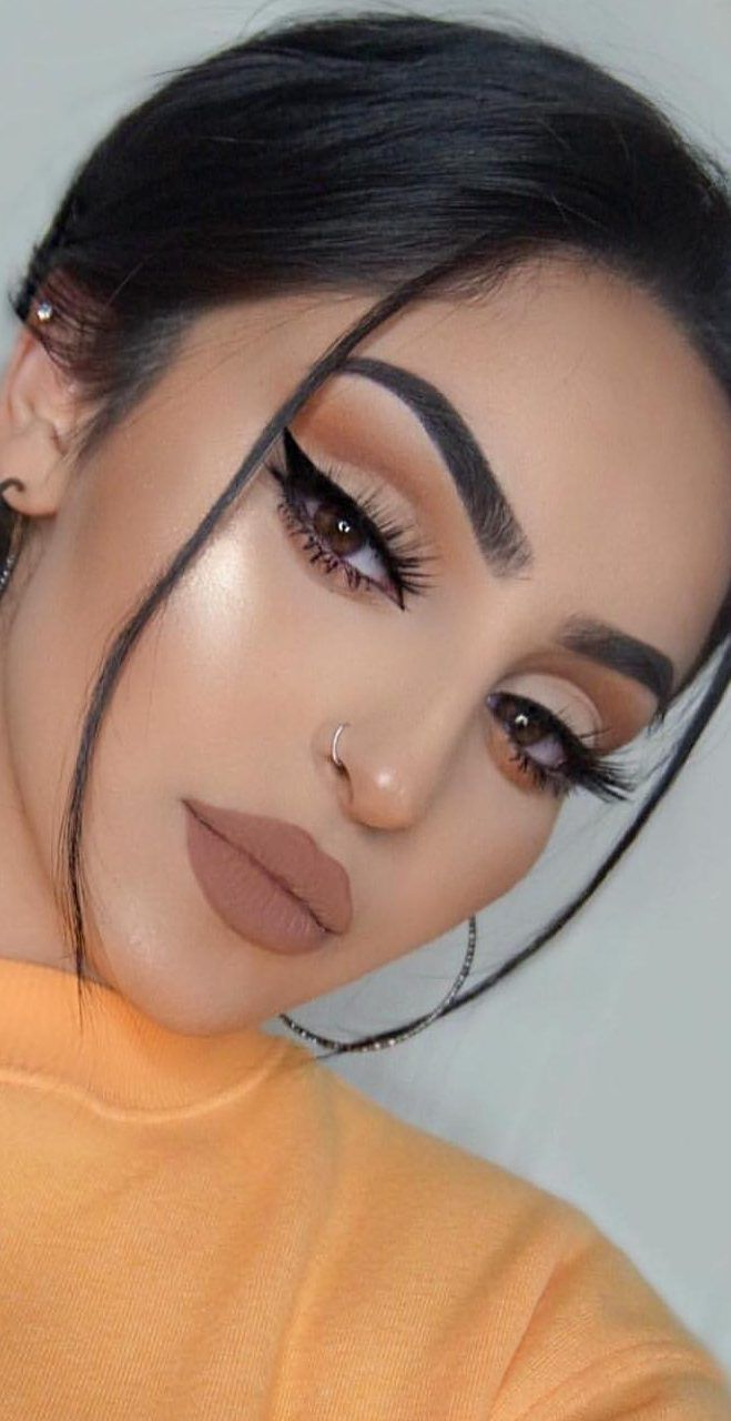Best 29 Christmas Makeup Ideas To Copy This Season 2019 – Page 9 of 29