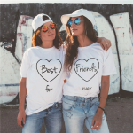 Best Friends For Life Matching Tees - Best / S